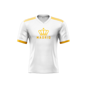 real madrid 2021 away concept jersey front part