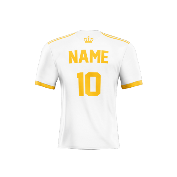 real madrid 2021 away concept jersey back part