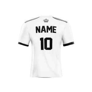 real madrid 2021 home concept jersey back part