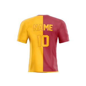 galatasaray concept jersey back part