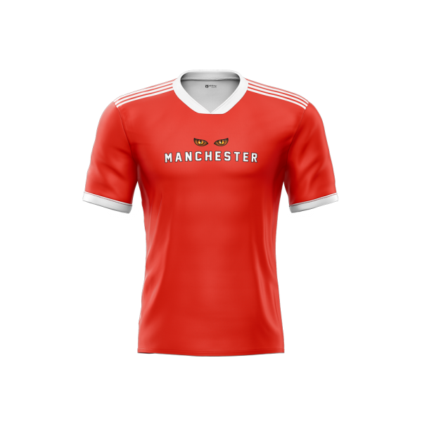 manchester united 2021 concept jersey front part